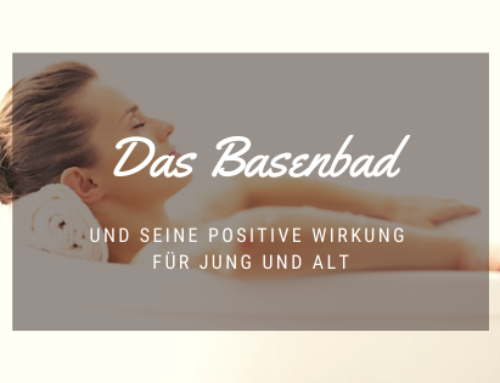 Das Basenbad und seine positive Wirkung für jung und alt