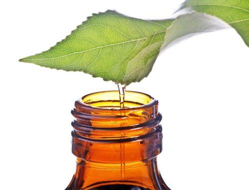Ätherische Öle gegen Falten