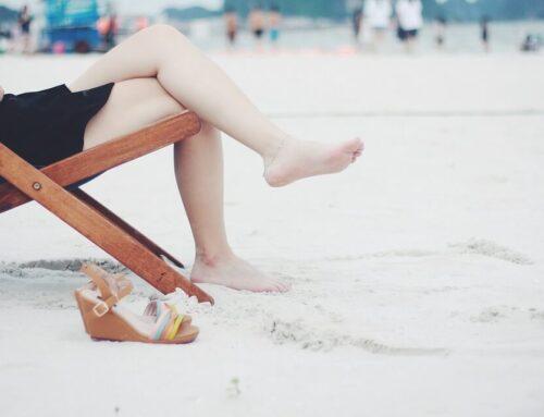 Schwere Beine: Ursachen und welche Tipps & Mittel aus der Natur uns helfen